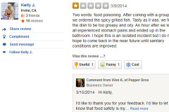 Yelp Marketing Service